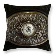 Magee Grand Throw Pillow