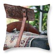 Magic Carpet Ride Southern Style Throw Pillow