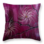 Magic Is Everywhere Throw Pillow