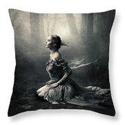 Magic Light Throw Pillow