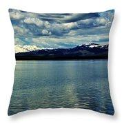 Magic Of Idaho Throw Pillow