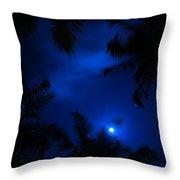 Magic Of The Night Sky 1 Throw Pillow