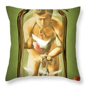 Magic Potion Number 9 Patent Pending 20140922 Throw Pillow