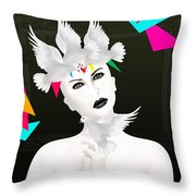 Magical 2 Throw Pillow