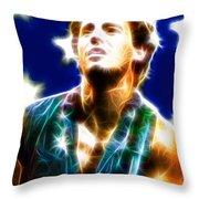 Magical Boss Throw Pillow