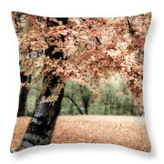 Magical Fall Throw Pillow
