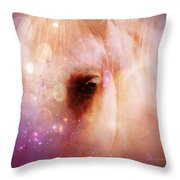 Magical Horse - Featured In 'comfortable Art Group' Throw Pillow