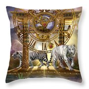 Magical Moment In Time Throw Pillow