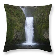 Magical Place Throw Pillow