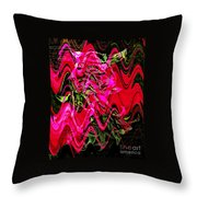 Magnet Throw Pillow