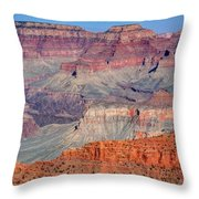 Magnificent Canyon - Grand Canyon Throw Pillow