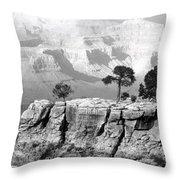 Magnificent Grand Canyon Throw Pillow