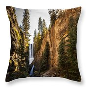 Magnificent  Mystic Falls  Throw Pillow
