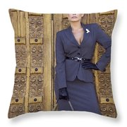 Magnificent Obsession Palm Springs Throw Pillow