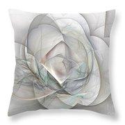 Magnolia Jazz Throw Pillow