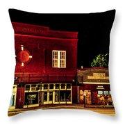 Main Street East Bernard Throw Pillow