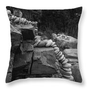 Maine Carirns Throw Pillow