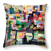 Mainstay And Assurance Of The Righteous 3  Throw Pillow