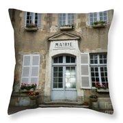 Mairie Throw Pillow
