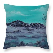 Majestic Magic. Throw Pillow