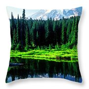 Majestic View 2 Throw Pillow