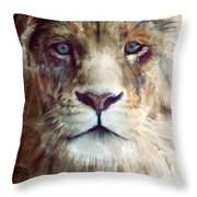 Majesty Throw Pillow