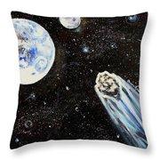 Make A Wish Throw Pillow by Shana Rowe Jackson