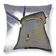 Making Energy Dutch Style Throw Pillow
