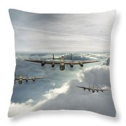 Making Good The Escape Throw Pillow
