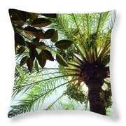 Mallorca Dates One Throw Pillow