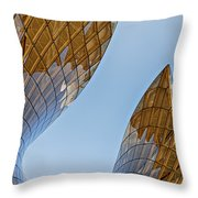 Malmo Emporia Throw Pillow