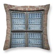 Malmohus Window Throw Pillow