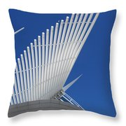 Mam Wing Tall Throw Pillow