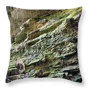 Mammoth Cave 2 Throw Pillow