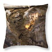 Mammoth Cave National Park Throw Pillow