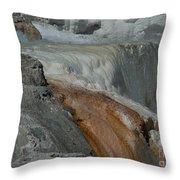 Mammoth Springs 2.0070 Throw Pillow