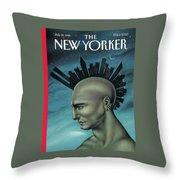 Mohawk Manhattan Throw Pillow