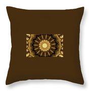 Mandala 014-1 Throw Pillow