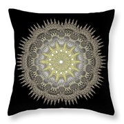 Mandala 1 Throw Pillow
