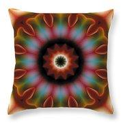 Mandala 101 Throw Pillow
