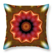 Mandala 103 Throw Pillow