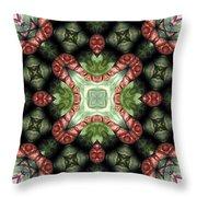 Mandala 113 Throw Pillow