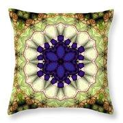 Mandala 114 Throw Pillow