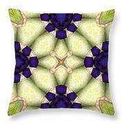 Mandala 115 Throw Pillow