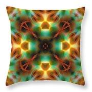 Mandala 133 Throw Pillow