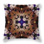 Mandala 17 Throw Pillow