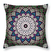 Mandala 37 Throw Pillow