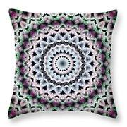 Mandala 40 Throw Pillow