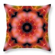 Mandala 91 Throw Pillow