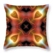 Mandala 98 Throw Pillow